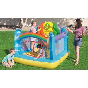 Inflatable Bouncy Castle Hot Air Balloon