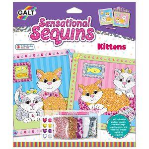 Sensational Sequins Kittens