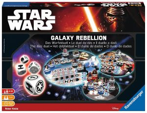 Galaxy Rebellion Game