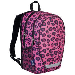Pink Leopard Comfortpack Backpack
