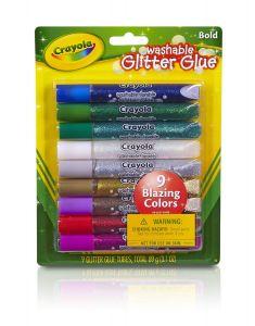9 Glitter Glue
