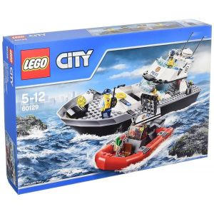 Patrol Boat Building Toy
