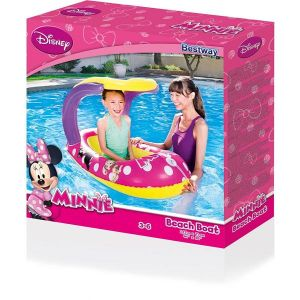 Minnie Mouse Beach Boat