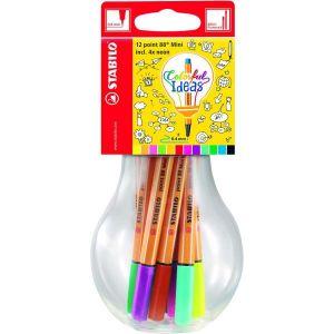 Mini Colourful Ideas