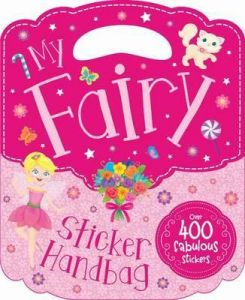 My Fairy Sticker Handbag