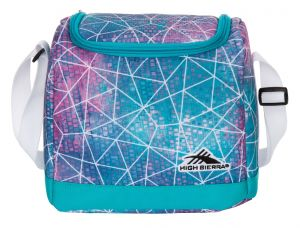 Lunch Bag Sequin Facets
