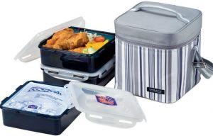3 Pcs Lunch Box