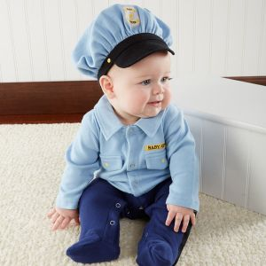 Big Dreamzzz Baby Officer