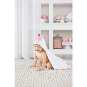 Baby Cakes Hooded Towel