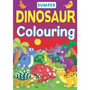 Bumper Dinosaur Colouring
