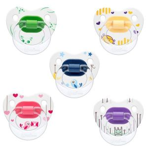 Patterned Body Pacifier No.2