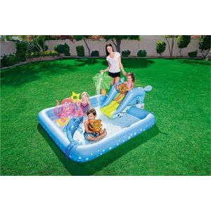Fantastic Aquarium Play Pool