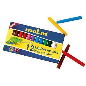 Soft Wax Pencils
