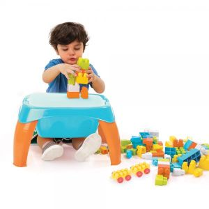 Activity Table With Construction Blocks