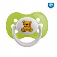 Silicon Soother Bear