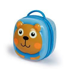 Soft 3D lunchboxes Bear