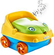 Musical Potty Green