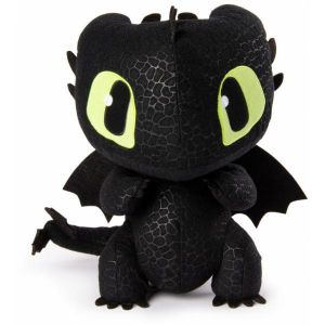 Dragons Squeeze & Growl Toothless