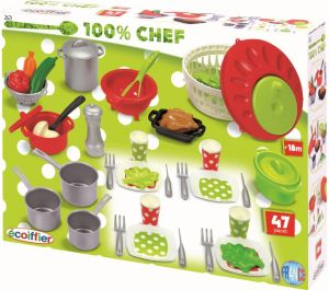 Pro Cook Cooking Set