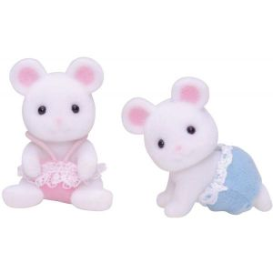 White Mouse Twins