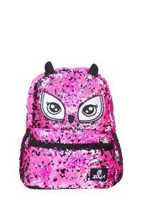 Sequins Owl backpack