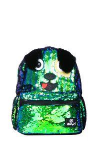 Sequins Dog backpack