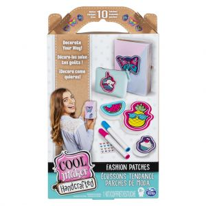 Fashion Patches Activity Kit