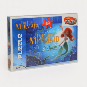 Wow Puzzle Little Mermaid 30 Pcs.
