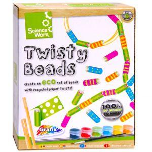 Twisty Beads