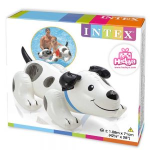 Inflatable Puppy Ride On