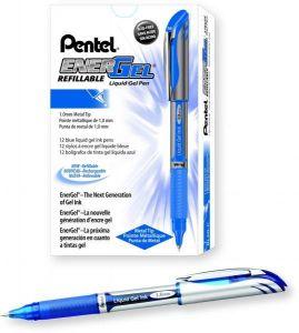 Deluxe Liquid Gel Pen