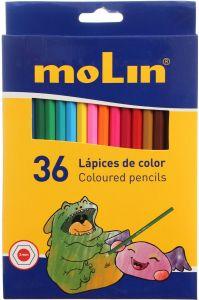 36 Colored Pencils