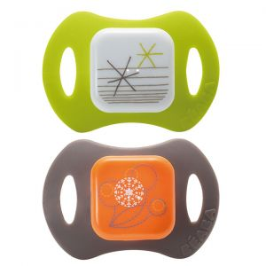 Silicone Reversible Soothers