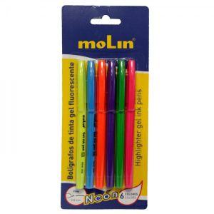 Highlighter Gel Ink Pens