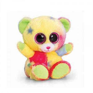 Rainbow Glitter Bear
