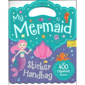 My Mermaid Sticker Handbag