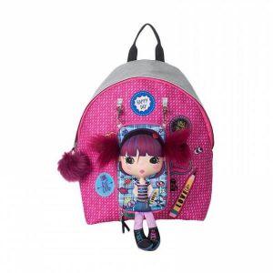 Science Girl Backpack