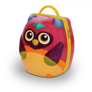 Soft 3D lunchboxes Owl