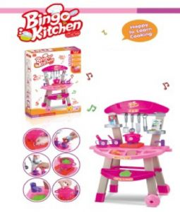 Bingo Kitchen Set