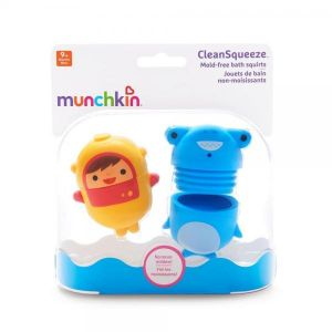 Clean Squeeze Mold-Free Bath Squirts