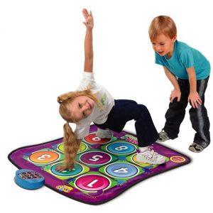 Dancing Challenge Playmat