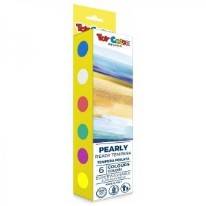 Super Washable Pearly Colors
