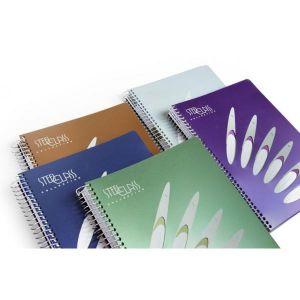 Steel Class Notebook