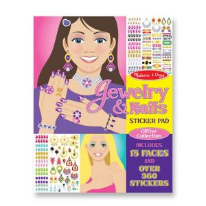 Jewelry & Nails Glitter Collection Stick