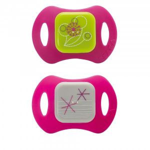 Orthodontic Silicone Soothers