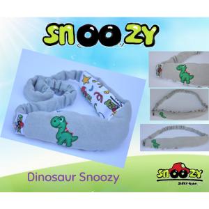 Dino Grey Snoozy