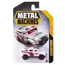 Die Cast Metal Car