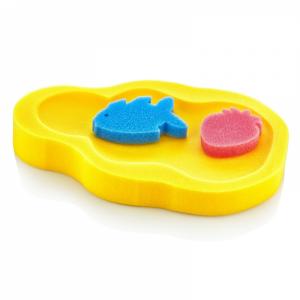Bath Tub Sponge Yellow