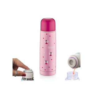 Baby Thermos Pink 500Ml