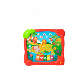 Jungle Learning Board